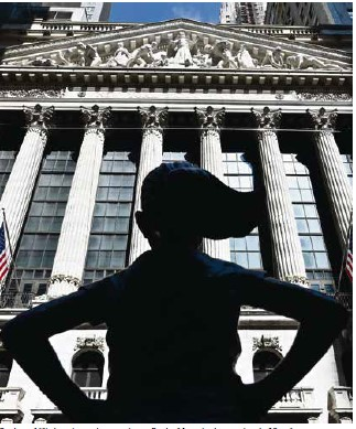 Après 100 jours de hausse du S&P les marchés s'interrogent.